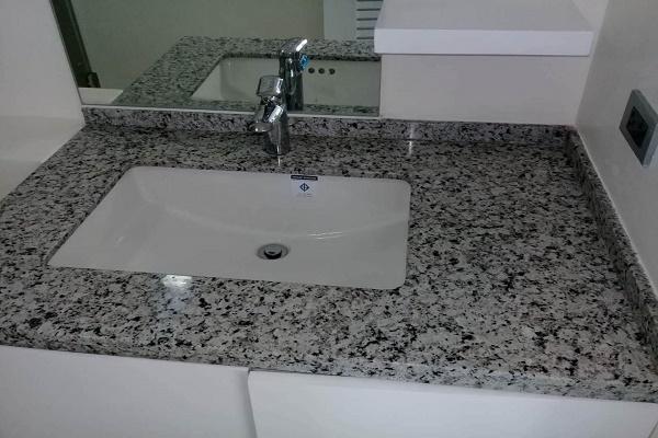 Material used: Granite Autumn White – Prescon Phils. – Strata Gold Condominium, Binondo Manila